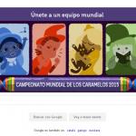 Google y su estudio de mercado, google halloween, Google y su estudio de mercado camuflado