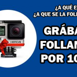 Folla con tu GoPro, follando con gopro, gorpo, follar camara, grabar follando, first person fucker
