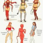 Mejores disfraces de Halloween 2015, Mejores disfraces Halloween 2015, disfraces chicas halloween