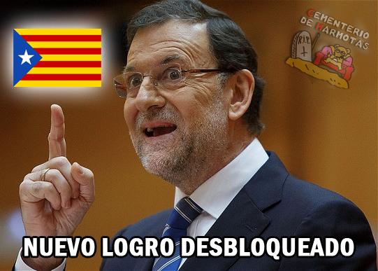 rajoy, independencia cataluña