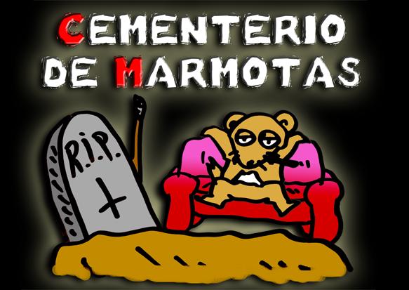 Cementerio de Marmotas, felices fiestas y feliz 2016, postales navidad