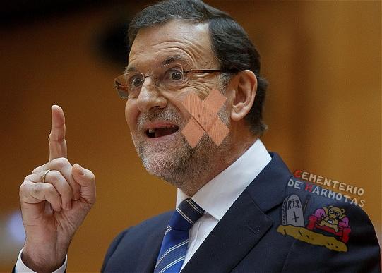 Recopilación de los memes y vídeos de parodias del puñetazo a Rajoy en Pontevedra elaborados en el Cementerio de Marmotas. Todo un alarde de ingenio. Y sin fumar ni un porro, tiene mérito, Rajoy recibe un puñetazo en Pontevedra como regalo