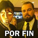 El mensaje de Leonardo Di Caprio cuando recogió el Oscar, oscars 2016, leonardo di caprio