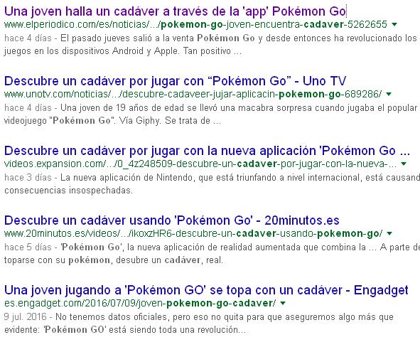 pokemon go, prensa amarilla