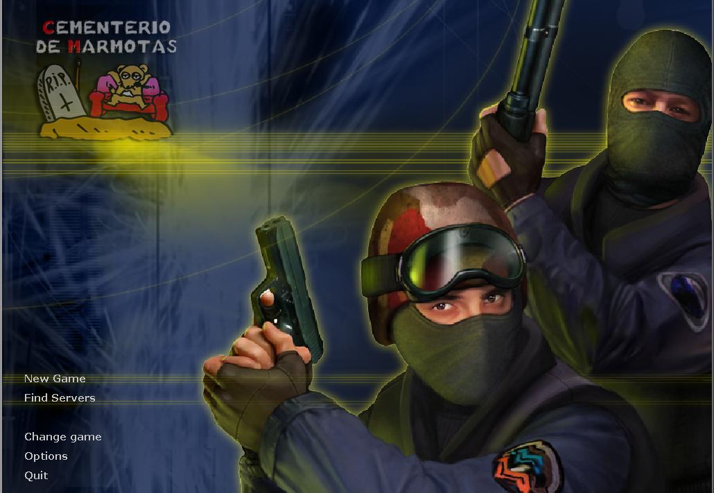 Counter Strike 1.6 y mapas. Partidas online Servidor. Queridos marmoteros, aquí tenemos todas las instrucciones necesarias para poder jugar al Counter Strike 1.6