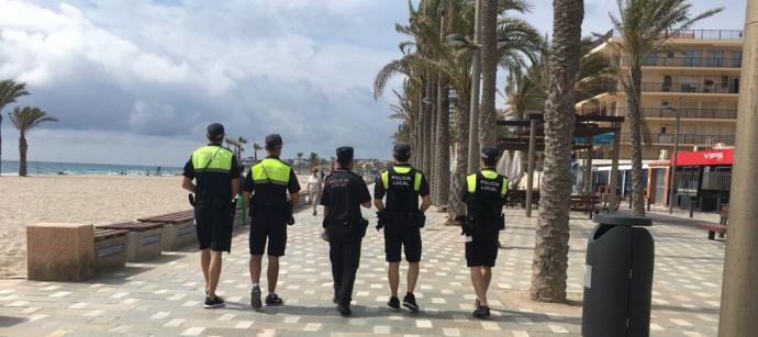 Detenidos varios madrileños en Alicante por coronavirus