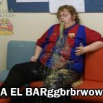 El mejor fan del Barça, fan fc barcelona, visca el barça, escudo barça hd