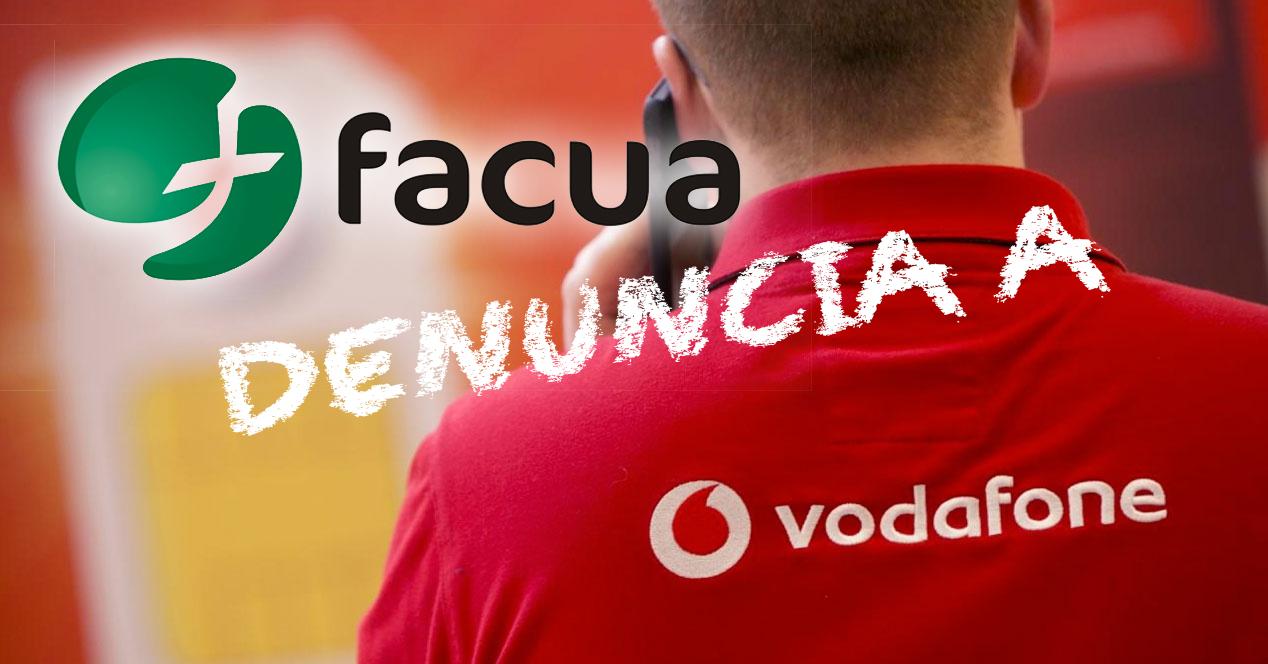 Teleoperadores Vodafone condenados por cómplices de estafa